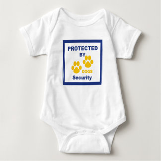 Baby overalls PROTECTED FOR DOGS Baby Bodysuit