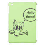 Baby owl cover for the iPad mini