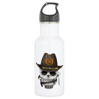 Baby Owl Zombie Hunter 532 Ml Water Bottle
