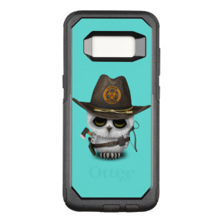 Baby Owl Zombie Hunter OtterBox Commuter Samsung Galaxy S8 Case