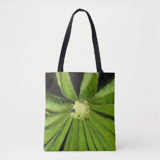 Baby Palm Plant Tote Bag