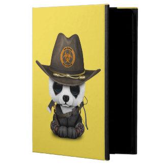 Baby Panda Bear Zombie Hunter Powis iPad Air 2 Case