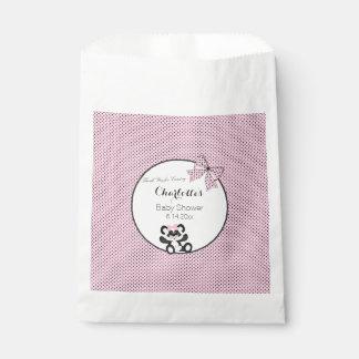 Baby Panda Favour Bags