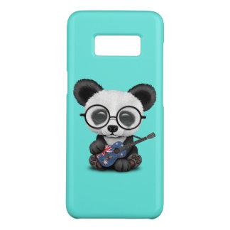 Baby Panda Playing Australian Flag Guitar Case-Mate Samsung Galaxy S8 Case
