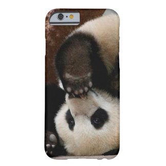 Baby pandas playing - baby panda  cute panda barely there iPhone 6 case