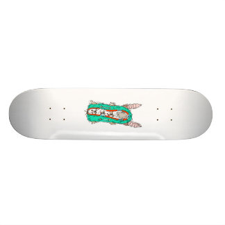 Baby papoose graphic.png 21.6 cm skateboard deck