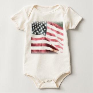 BABY PATROTIC BABY BODYSUITS