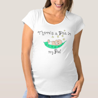 Baby Pea in a Pod Maternity T-Shirt