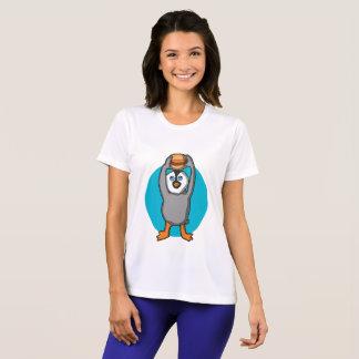 Baby penguin and hamburger Shirt