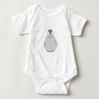 Baby Penguin Baby Bodysuit
