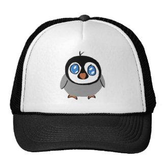 baby penguin cap