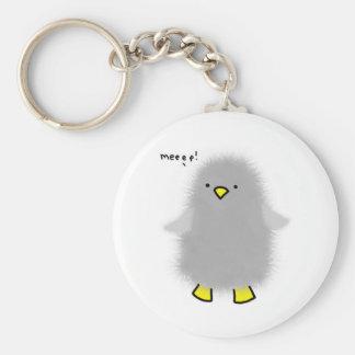 baby-penguin key ring
