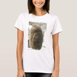 Baby Penguin Ladies T-Shirt