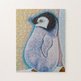 Baby Penguin Puzzle