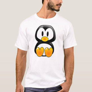 baby penguin tux T-Shirt