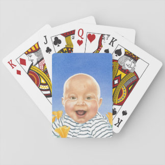 BABY PEPPER PLAYING CARDS