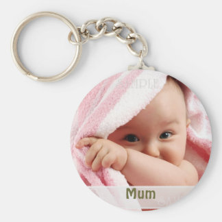 Baby Picture For Mum, Key Ring Gift