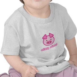 Baby Pig Cartoon Shirt