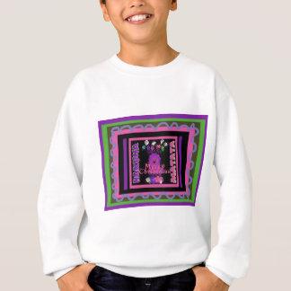 Baby pink Beautiful Merry Christmas Hakuna Matata Sweatshirt