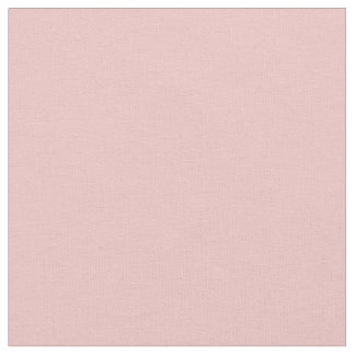 Baby Pink Solid Color Fabric