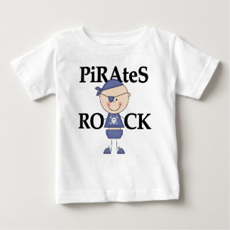 Baby Pirates Rock Tshirts and Gifts