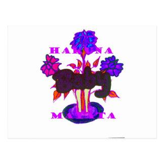 Baby plant Hakuna Matata gifts.png Postcard