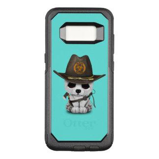 Baby Polar Bear Zombie Hunter OtterBox Commuter Samsung Galaxy S8 Case