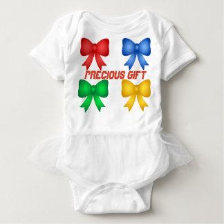 Baby Precious Gift Tutu Bodysuit