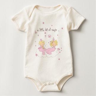 "Baby Princess - ""a little bit of magic"" Baby Bodysuit"
