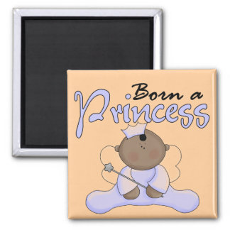 Baby Princess - Purple Tshirts and Gifts Square Magnet