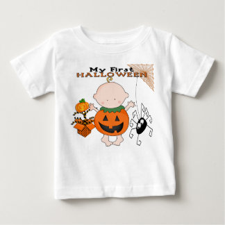 Baby Pumpkin My 1st Halloween Infant T-Shirt