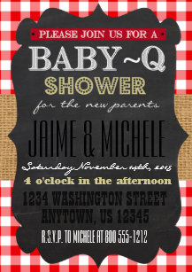 baby q invitations announcements zazzle au