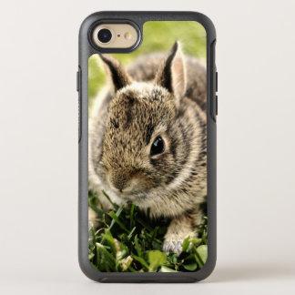 Baby Rabbit On Grass OtterBox Symmetry iPhone 8/7 Case