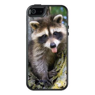 Baby Raccoon OtterBox iPhone 5/5s/SE Case