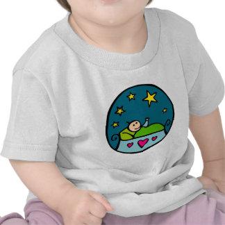 Baby Reaching for the Stars Tee Shirt