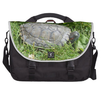Baby Red Eared Slider Turtle Bag For Laptop