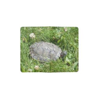 Baby Red Eared Slider Turtle Pocket Moleskine Notebook