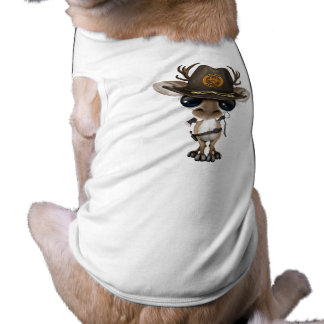 Baby Reindeer Zombie Hunter Shirt