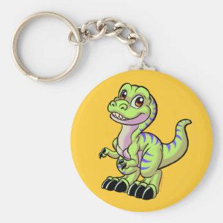 Baby Rex custom Key Ring