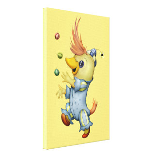 """BABY RIUS CANVAS 0.75""""  Extra Small 11.00"""" x 16.5 Canvas Print"""