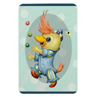 "BABY RIUS CARTOON 4""x6"" Photo Magnet"