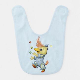 BABY RIUS CARTOON  Baby Bib 2