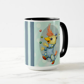 BABY RIUS CARTOON Combo Mug