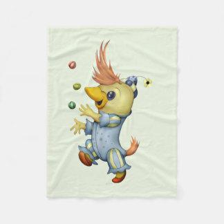 """BABY RIUS CARTOON Fleece Blanket, 30""""x40"""""""