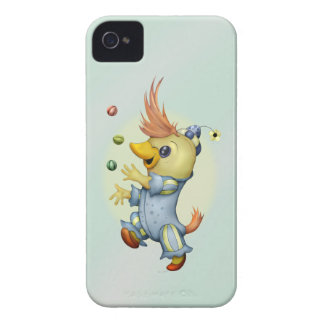 BABY RIUS CARTOON iPhone 4   Barely There Case-Mate iPhone 4 Case