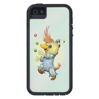 BABY RIUS CARTOON iPhone SE + iPhone  Tough Xtreme Cover For iPhone 5