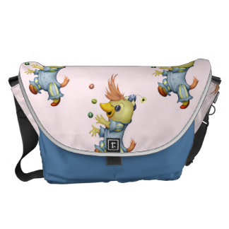 BABY RIUS CARTOON Rickshaw LARGE Zero MessengerBag Messenger Bag