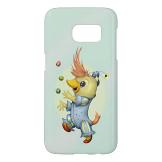 BABY RIUS CARTOON Samsung Galaxy S7  Barely there