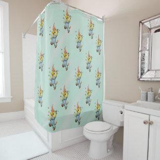 BABY RIUS CARTOON  Shower Curtain