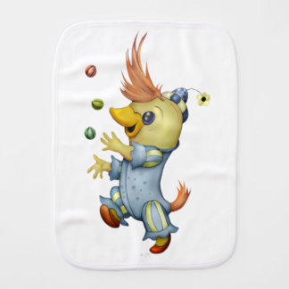 BABY RIUS CUTE CARTOON Burp Cloth